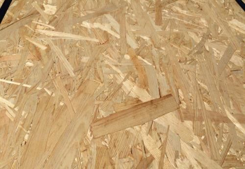 Eco Friendly Pine Core OSB Timber Sheets / Furniture Moisture Resistant OSB Board